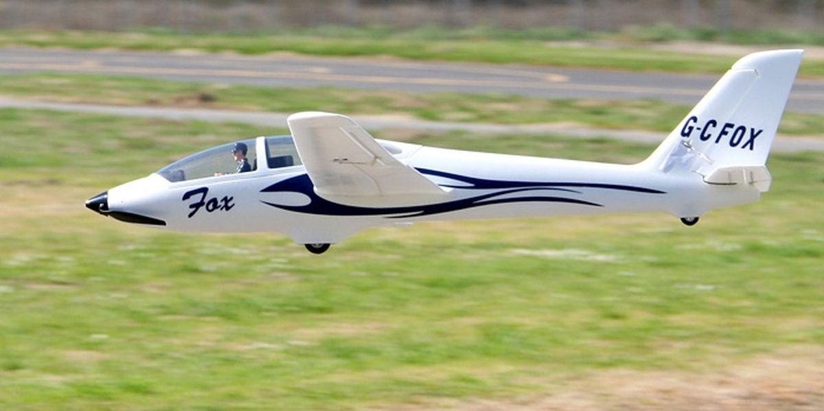 FMS-FOX-V2-Segelflugzeug-weiss-PNP-2320mm-FMS023P