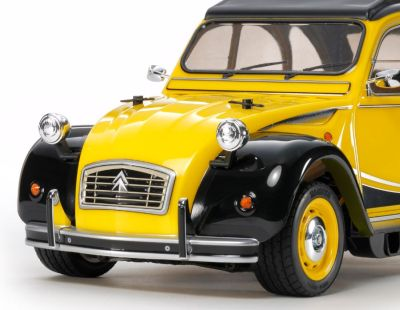 tamiya citroen 2cv charleston ente m 05 1 10 rc. Black Bedroom Furniture Sets. Home Design Ideas